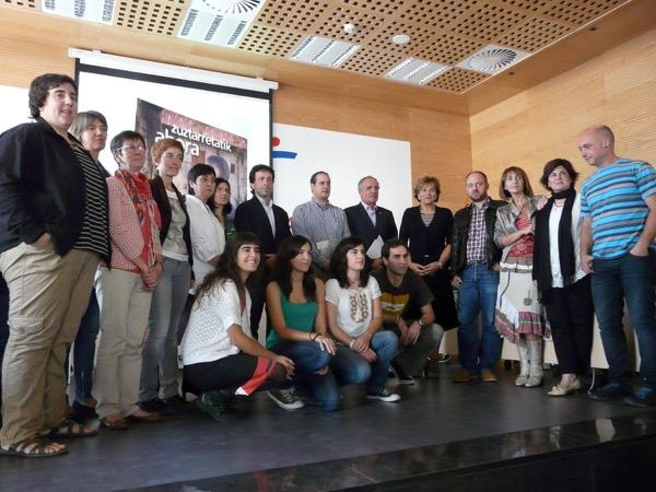 2012-2013 Eskola Agendaren aurkezpena, Arrigorriaga